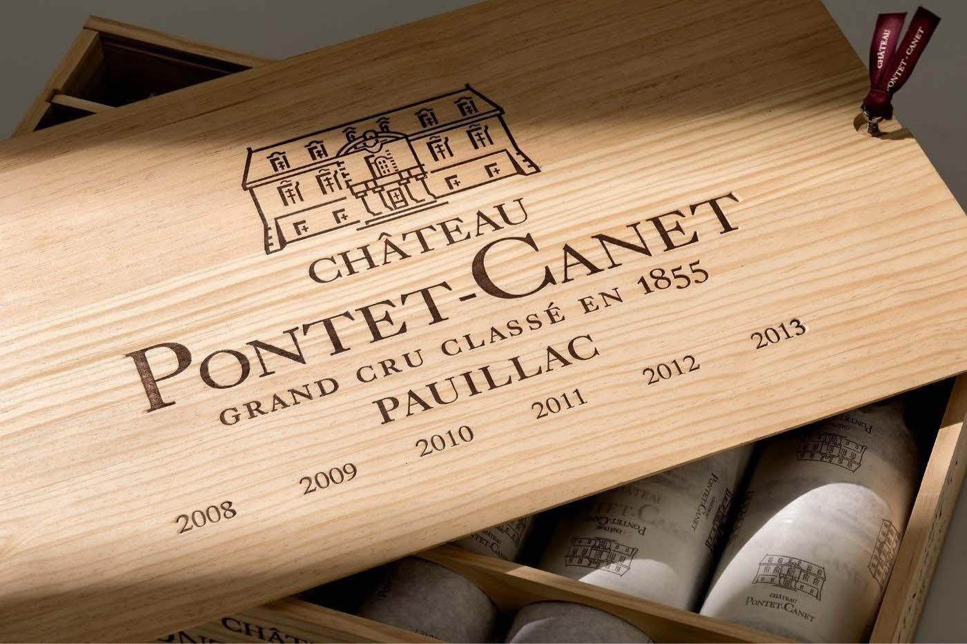 Caisse Pontet-Canet