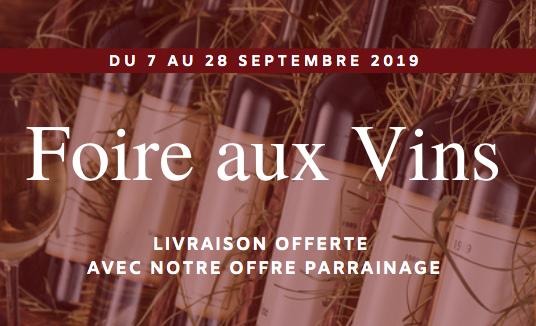 Foire aux vins 2019 - Halles de Quercamps