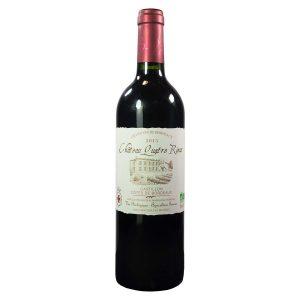 Castillon Côtes de Bordeaux bio
