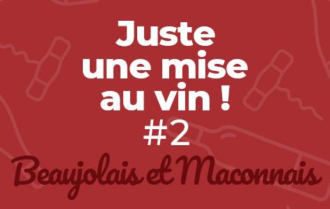 Découvrez notre sélection de Beaujolais et Maconnais